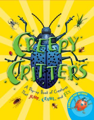 Creepy Critters By Boutrell, Robin (ILT)